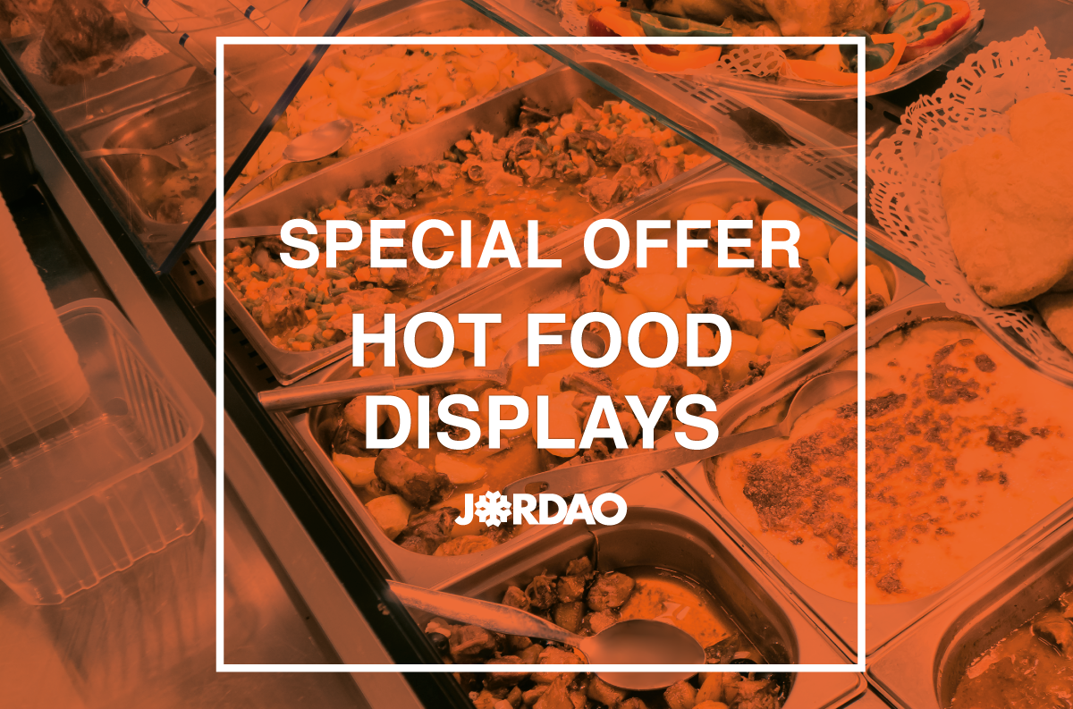 SPECIAL OFFERS ON HOT FOOD DISPLAYS!