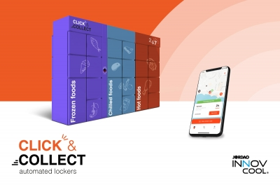 JORDAO's CLICK & COLLECT LOCKERS GET SMARTER!